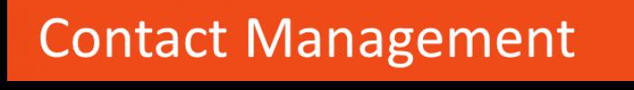 Contact Management ContactOns