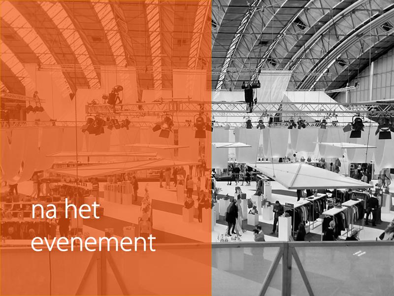 Vlak na het evenement ContactOns.nl