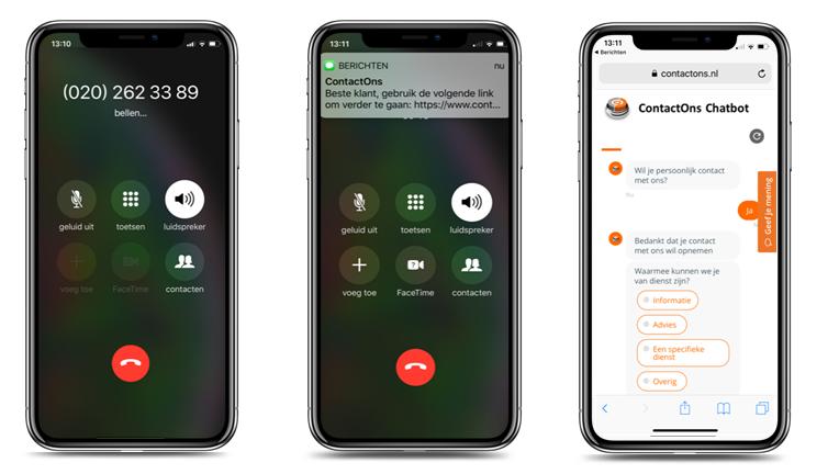 smartcontact-calltochatbot