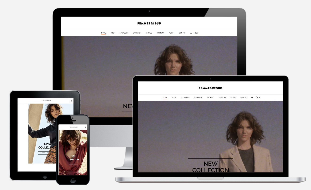 Webshop FemmesduSud
