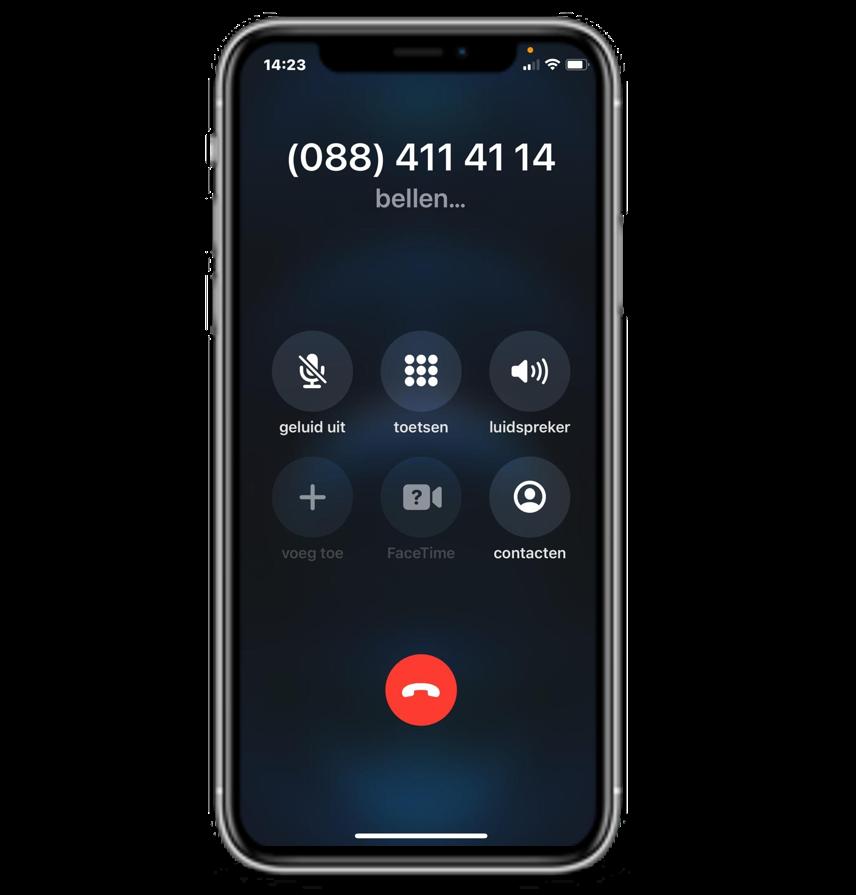 088 telefoonnummer voor bedrijven