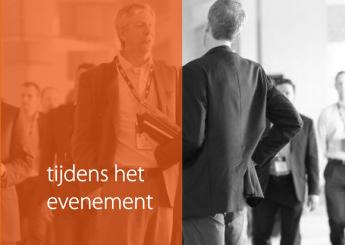 Tijdens het evenement ContactOns.nl